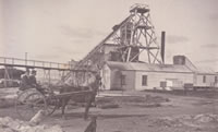 Old Edna May Mine