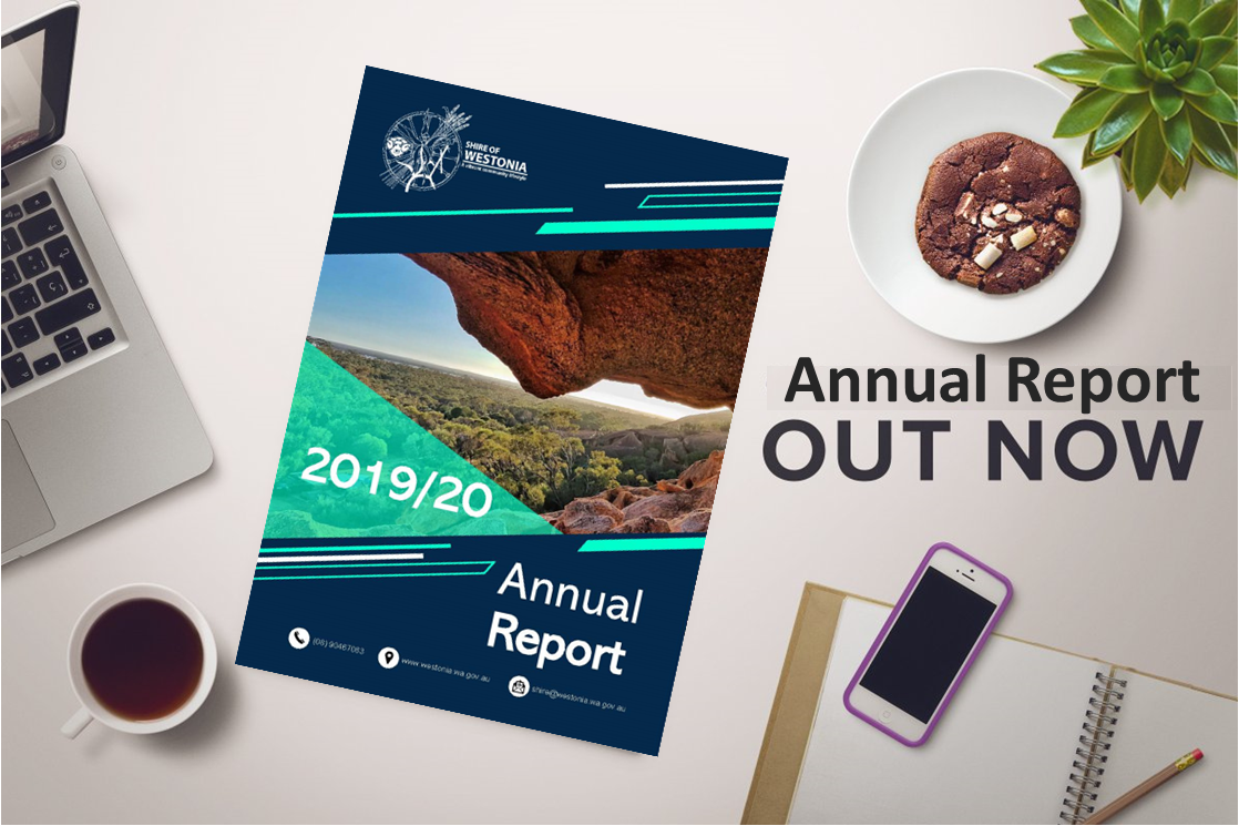 AVAILABILITY OF ANNUAL REPORT 2019/20 and ANNUAL GENERAL MEETING OF ELECTORS