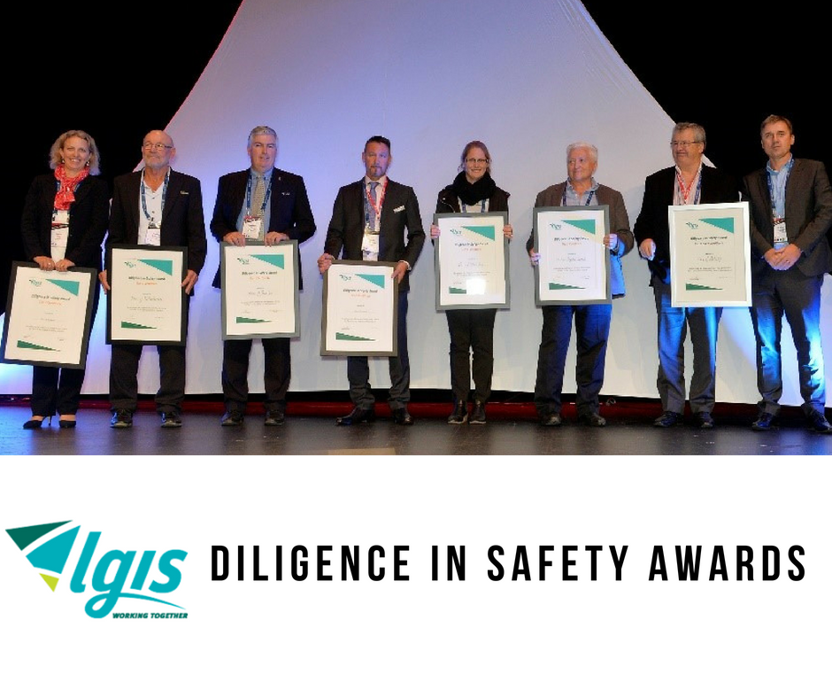 Diligence in Safety Awards
